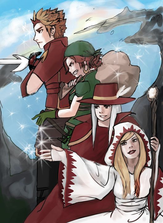 Final Fantasy - Eucka