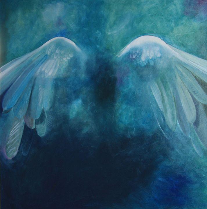 Aqua Wings - Preciado Art