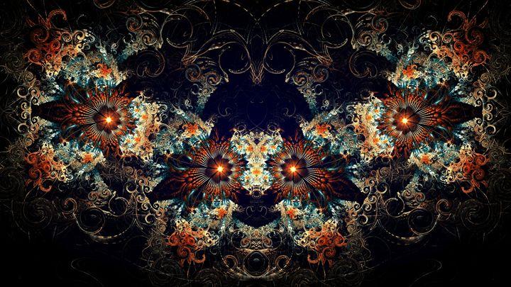 Fire Eyes - Craig Bak