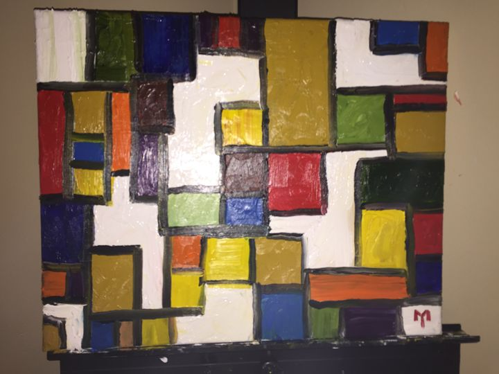 Abstract - M.Y. Art Studios
