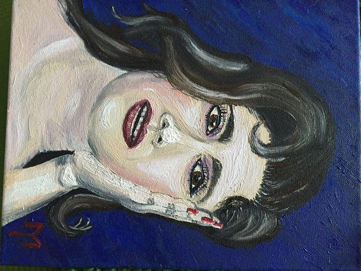 Beautiful woman - M.Y. Art Studios