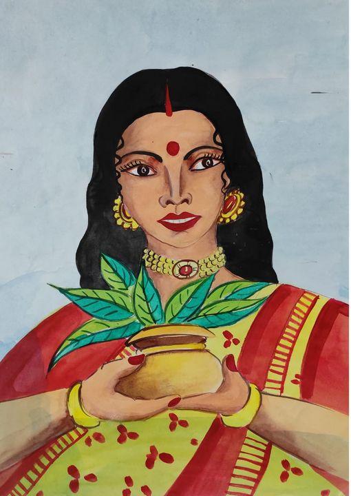 Women - Beautiful  art