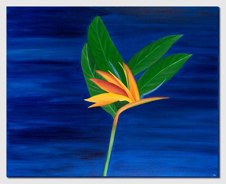 Bird of Paradise Collection 2 - Sandra Lorant