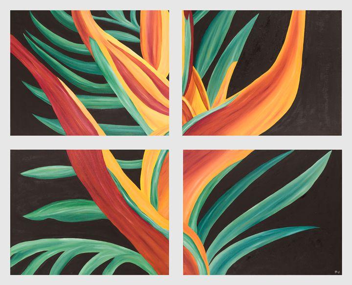 Bird of Paradise - Sandra Lorant