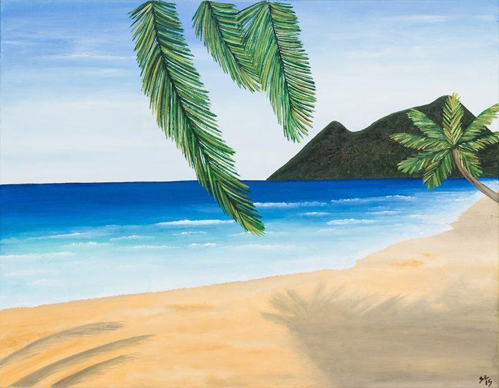 Beach Day - Sandra Lorant