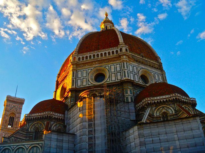 Duomo Florence - Sandra Lorant
