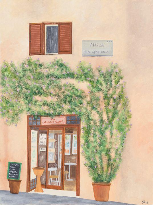 Piazza di S. Apollonia - Sandra Lorant