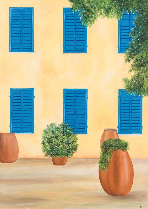 Alghero Casa - Sandra Lorant