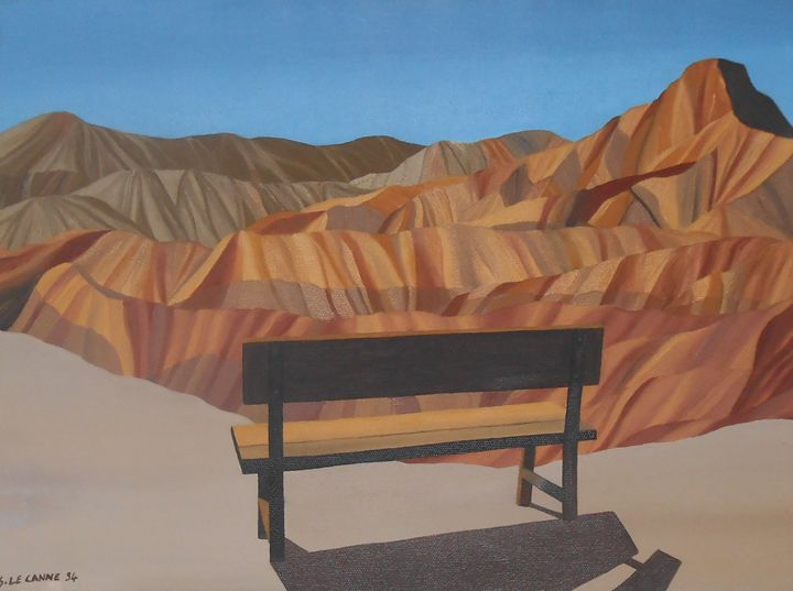 Death Valley - Sandra Lorant