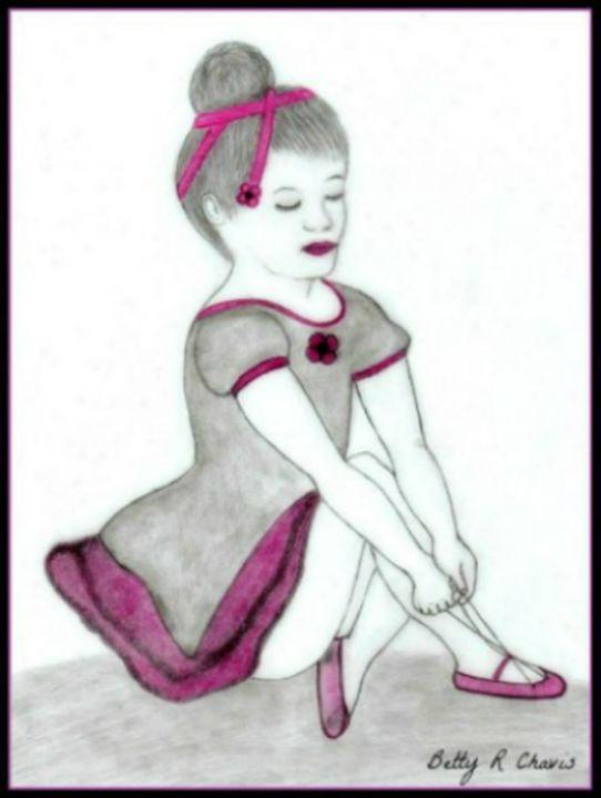Tiny Dancer - Chavis Art