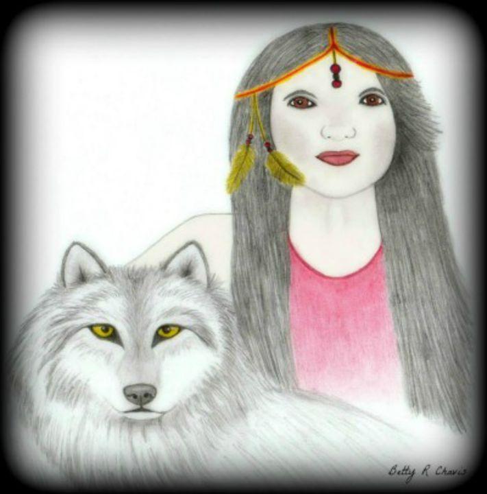 Beauty and the Beast - Chavis Art