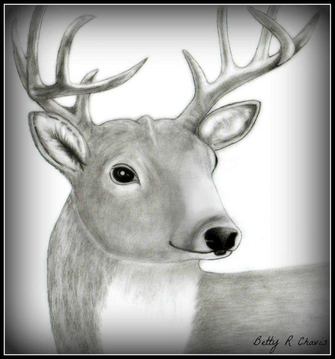 Buck - Chavis Art