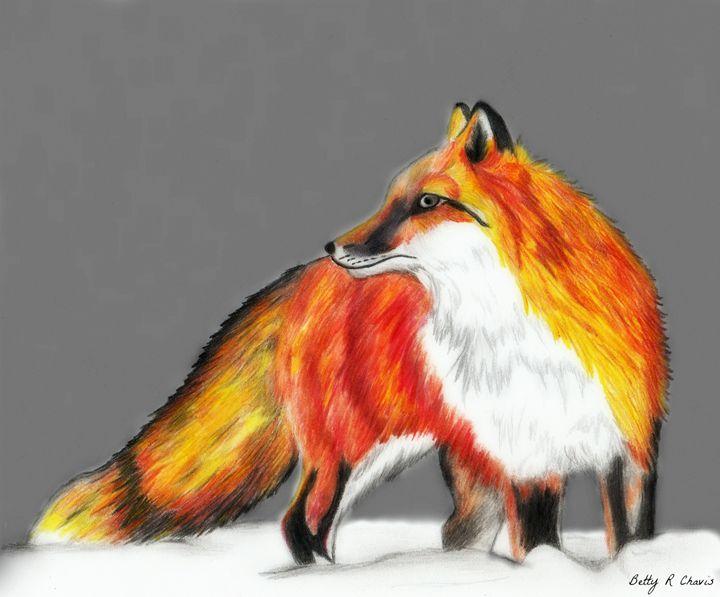 Firefox - Chavis Art