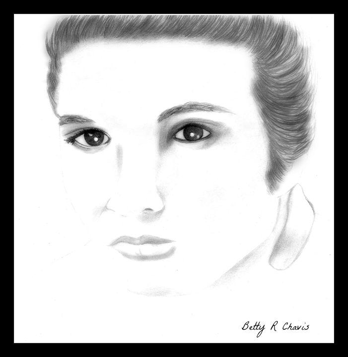 Elvis - Chavis Art