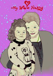 Wee nanny - Ballart and jackour