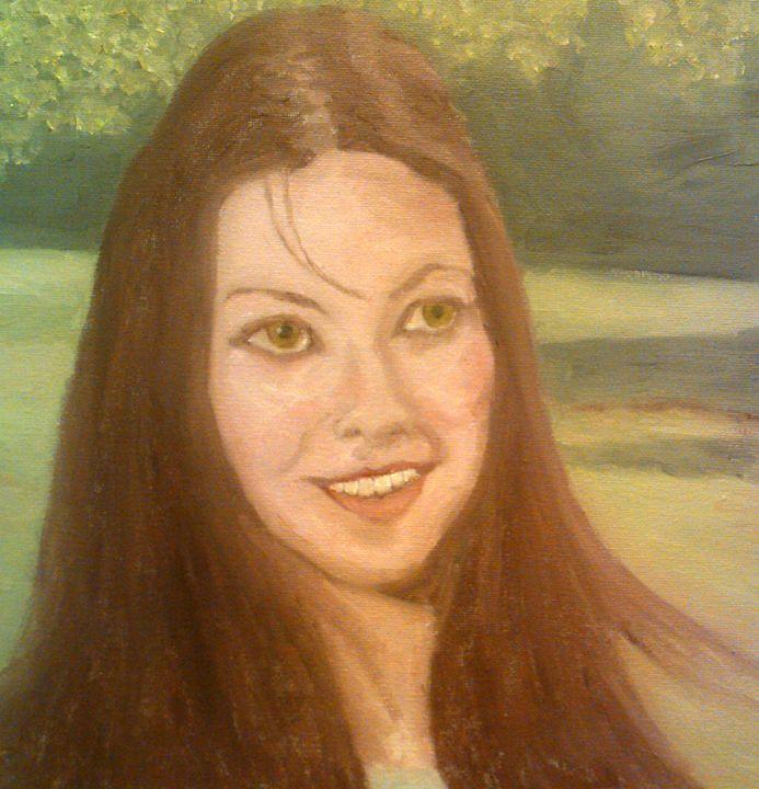 Lynne Frederick - Peterpaints