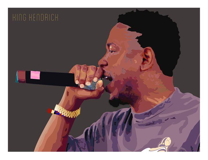 Kendrick Lamar - _Stewart Zellars - Gallery