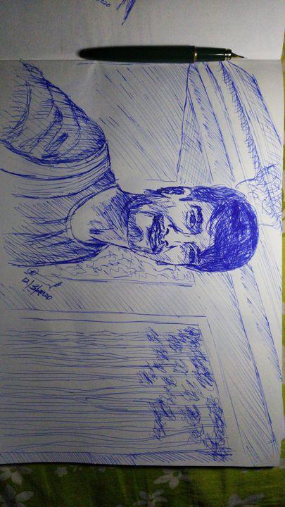 Portrait of guy clicking selfie - Ranjith sakhamuri