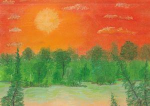 Red Sun Delight