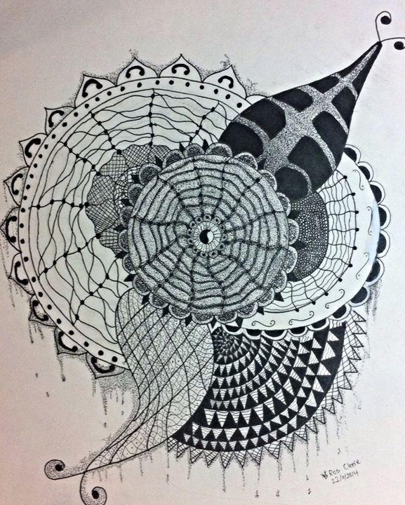 Mandala - RosCleere