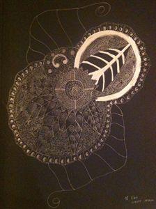 Silver Mandala