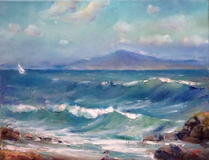 The waves - Natalia