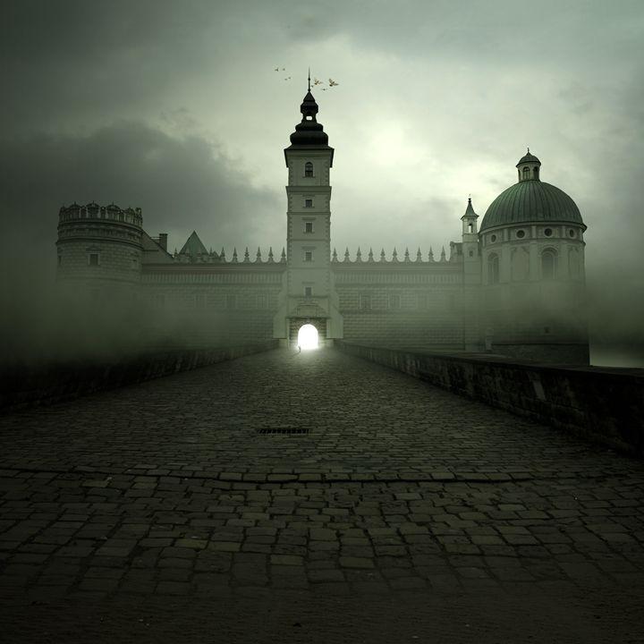 Castle - Tomas Art