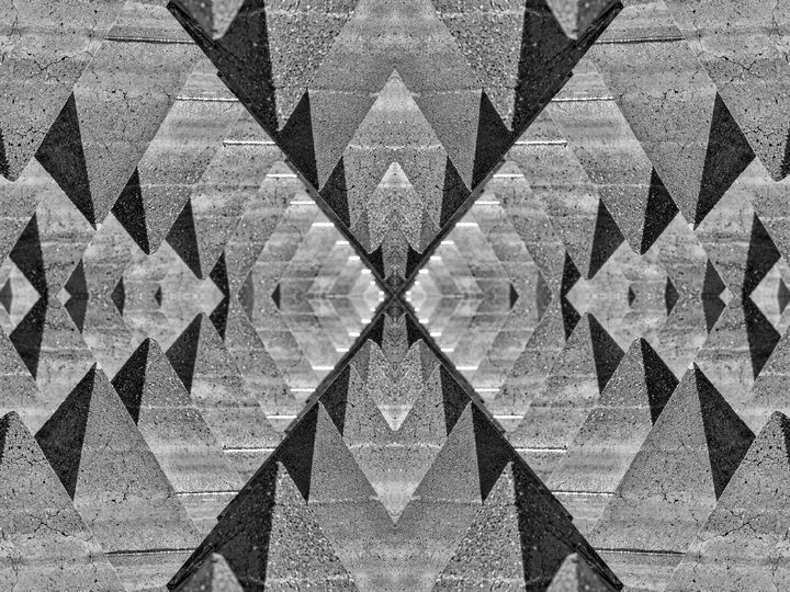 Triangles No.4 - Christopher William Adach Photography