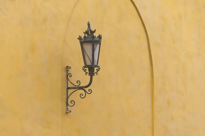 Street lamp - Christopher William Adach Photography