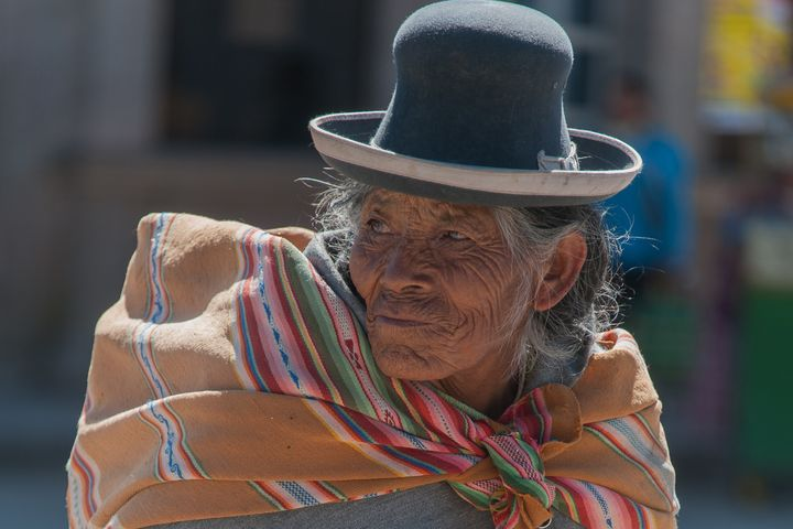 Inca's woman - Christopher William Adach Photography
