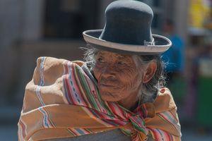 Inca's woman