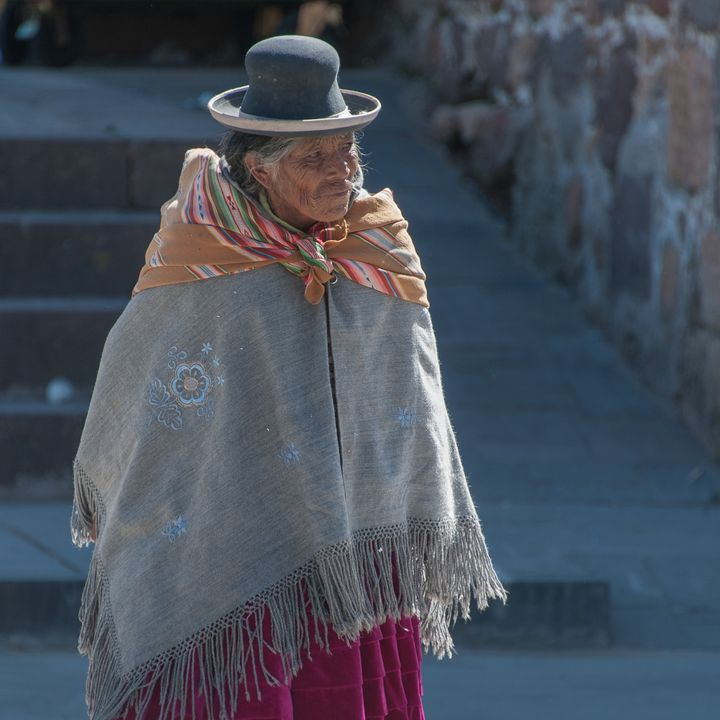 Inca woman - Christopher William Adach Photography