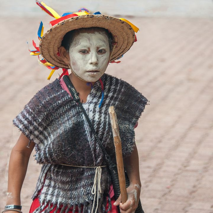 Boy from Suchiapa - Christopher William Adach Photography