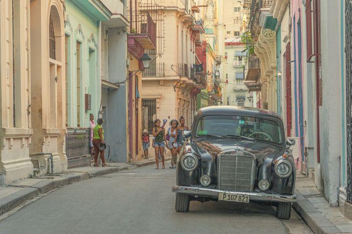 Havana - Christopher William Adach Photography