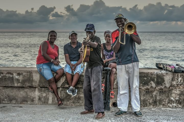 Big time on Malecon - Christopher William Adach Photography