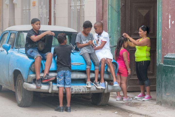 Old Havana - Christopher William Adach Photography