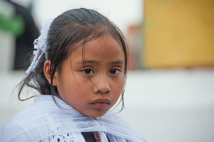Mayan girl - Christopher William Adach Photography