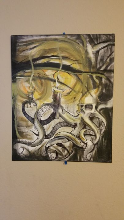 The Ritual - Art-by-Aaron