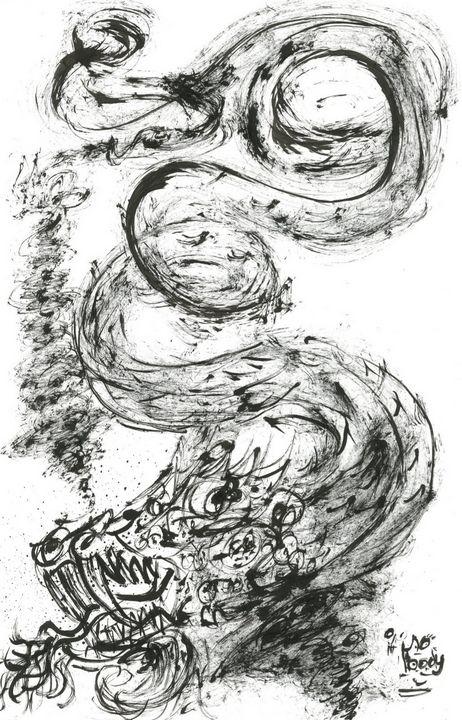 It's a snake - Adamstawiarski