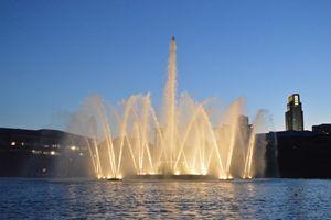 Omaha Water Display - Reel Life Art