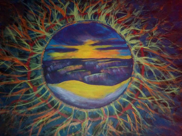 Ocean View - Samuel Parry's Art