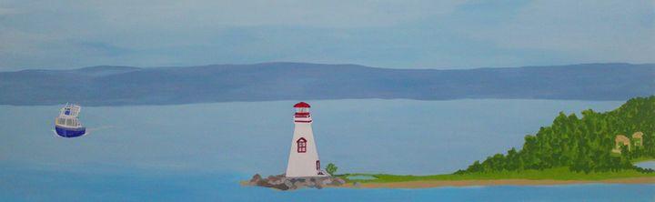 #NovaScotia #lighthouses - FiveOz Creations