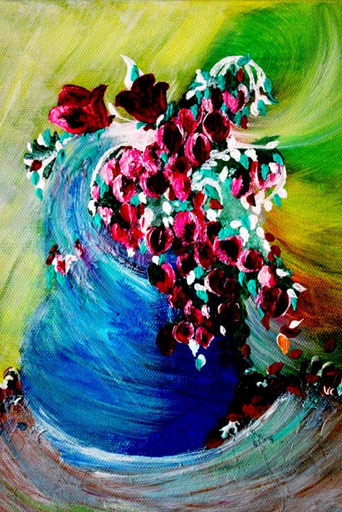 Wilted #Flowers - FiveOz Creations