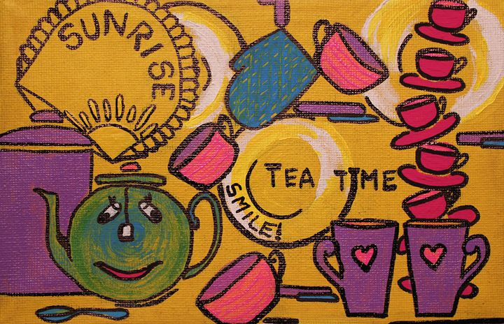 Tea Time - Vinnies