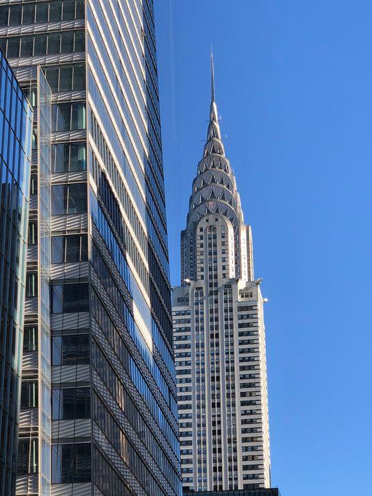 Chrysler Building - Photoesque Designs