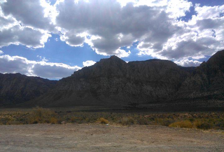 Nevada sky - Proudmama81921