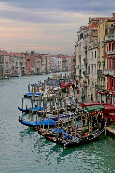 Grand Canal - Luis Ackerman