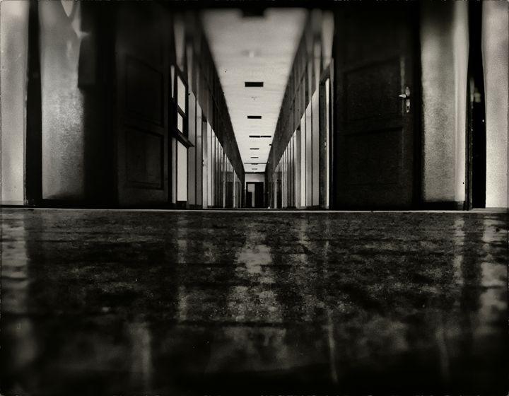 Abandoned factory - Gojani Anton