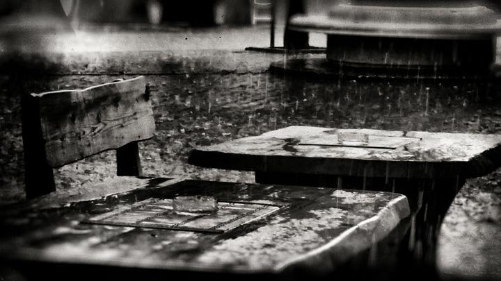 rain - Gojani Anton