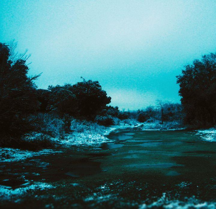 winter blue - Gojani Anton